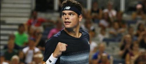 Australian Open 2017: Milos Raonic Downs Bautista Agut to Enter ... - news18.com