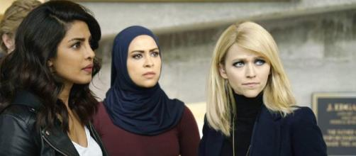 It's not looking good for the task force on 'Quantico' [Image via Blasting News Library]
