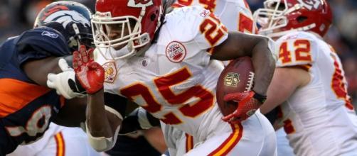 Jamal Charles looks to revitalize his career in Denver - usatoday.com
