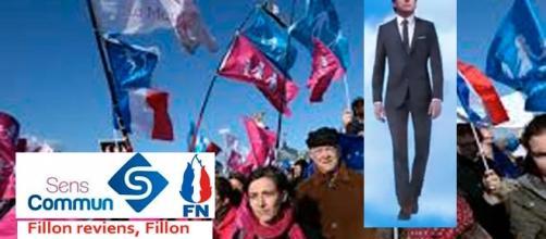 Le legs de la candidature Fillon (qui monte au purgatoire) : une future ligue FN-France insoumise ?