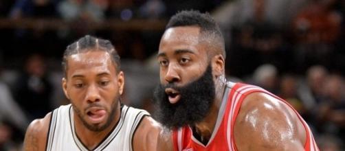 Leonard's 39 Points, Defense, Lead Spurs by Harden, Rockets ... - usnews.com