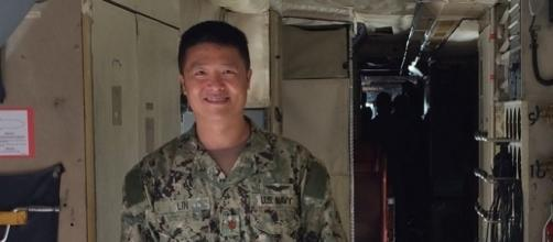 Lt. Cmdr. Edward Lin is facing charges of espionage / attempted espionage. Photo Credit: Courtesy of the family of Edward Lin via Navy Times