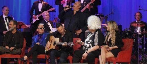 Maurizio Costanzo Show puntata del 4 maggio