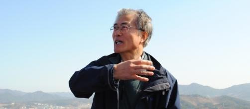Moon Jae-in avait déjà été candidat en 2012