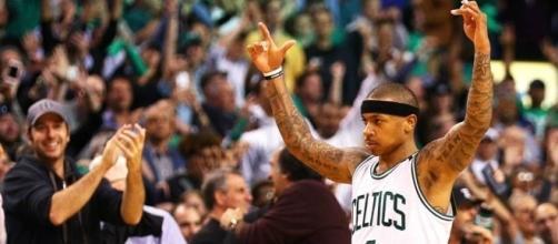 NBA playoffs 2017: Isaiah Thomas chews up Wizards with career-high ... - sportingnews.com