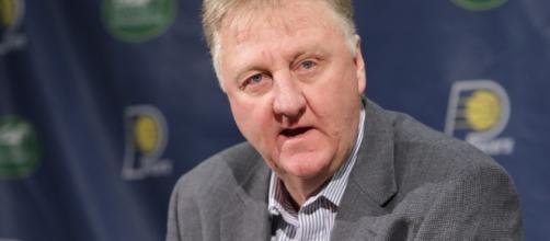 Report: Larry Bird Quits as Pacers President - slamonline.com