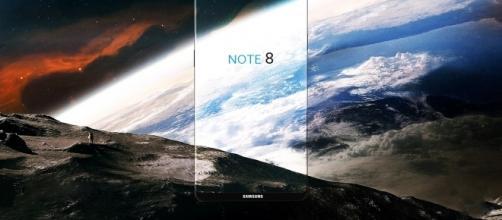 Ultime novità su Samsung Galaxy Note 8
