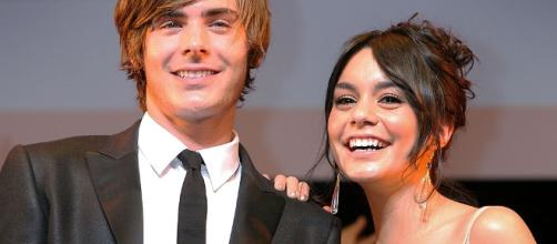 Vanessa Hudgens says she's not ready to work with Zac Efron again on movie's upcoming sequel. (Photo viaparentherald.com)