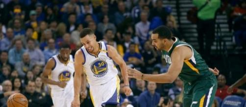 Warriors start slow, then cruise to 104-74 win against Jazz | The ... - pressdemocrat.com