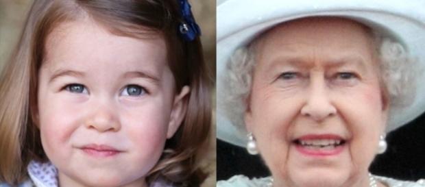 A semelhança entre elas é incrível