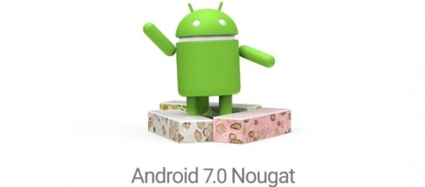Android Nougat Statue - droid-life.com