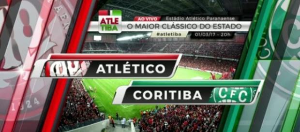 Atletiba nas redes | Clube de Criação - com.br