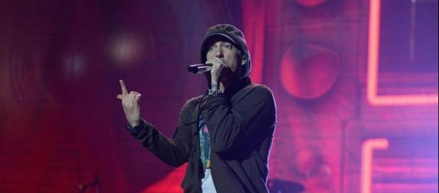 Eminem New Album 2017 Update: Record In Progress; Sir Elton John ... - celebeat.com