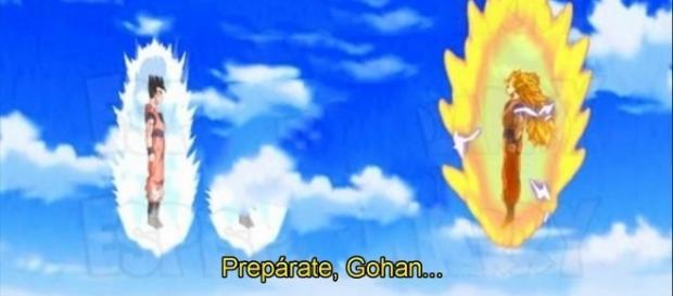 Goku y Gohan pelearán en el capítulo 90