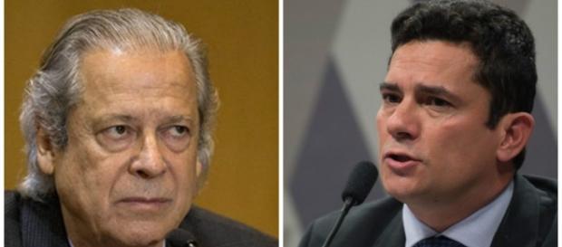 Juiz Sérgio Moro ir[a determinar as condições para que José Dirceu deixe a prisão