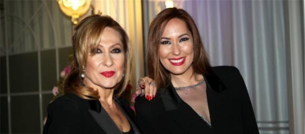 La excolaboradora Rosa Benito y su hija Chayo Mohedano