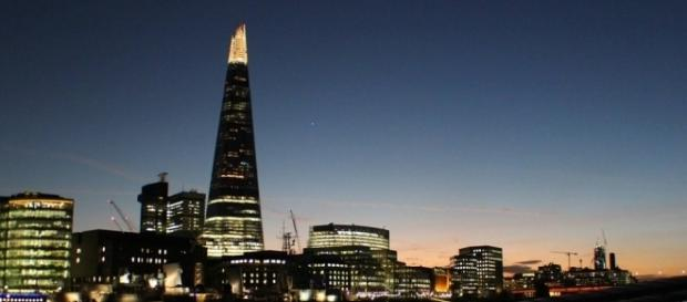 London, Business Center, The Needle