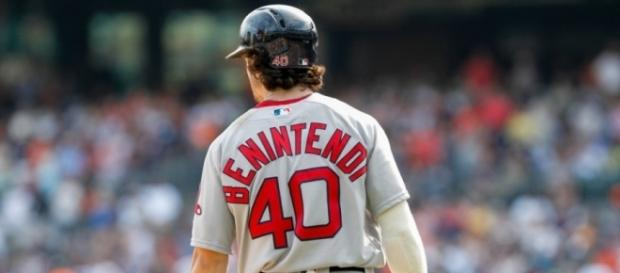 LOOK: Number Change For Red Sox' Andrew Benintendi - fanragsports.com