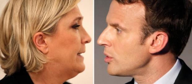 Macron - Le Pen: duello in Tv stasera 3 maggio - rfi.fr
