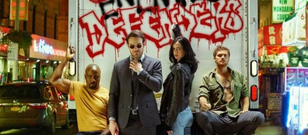 Marvel's Defenders Teaser Foreshadows The Return Of a Dead Friend. - lrmonline.com
