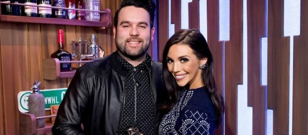 Mike and Scheana Shay photo via BN library