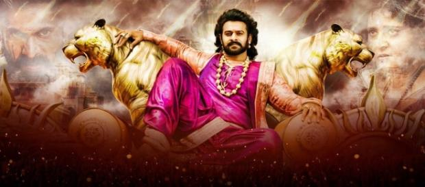Prabhas from Baahubali 2 movie