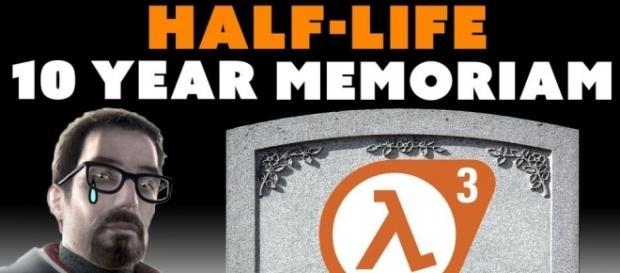 RIP Half-Life 10 Years - roosterteeth.com
