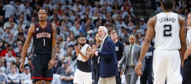 Spurs left with more than usual to clean up ahead of Game 2 ... - houstonchronicle.com