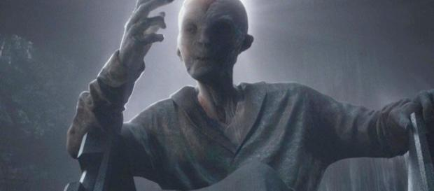 Star Wars: The Last Jedi Snoke Rumors - Cosmic Book News - cosmicbooknews.com