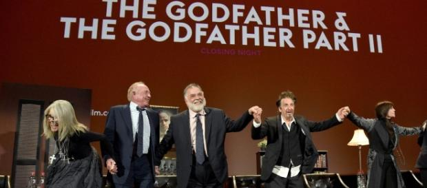 Surviving Godfather cast reunite after 45 years - and reveal ... - mirror.co.uk