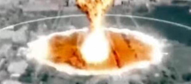 Coreia simula ataque aos EUA - Imagem/Google
