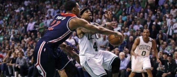 Thomas scores 53, Celtics beat Wizards 129-119 in OT - The ... - theintelligencer.com