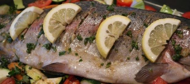 Truta é um peixe bastante suculento. Aprenda a preparar.