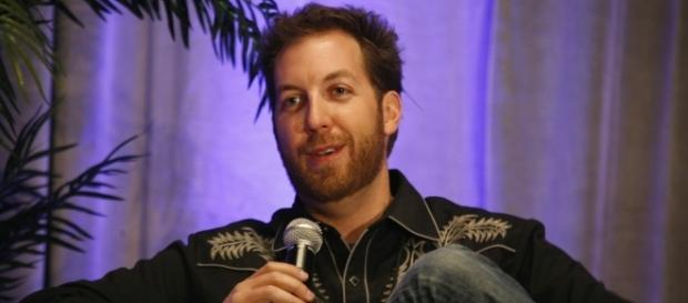 TV star and tech investor Chris Sacca spoke yesterday at the Collision conference. (Photo via Wikimedia Commons)