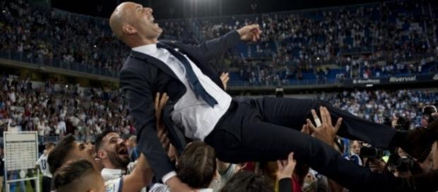 VIDEO. Le Real Madrid de Zidane champion d'Espagne - Le Parisien - leparisien.fr