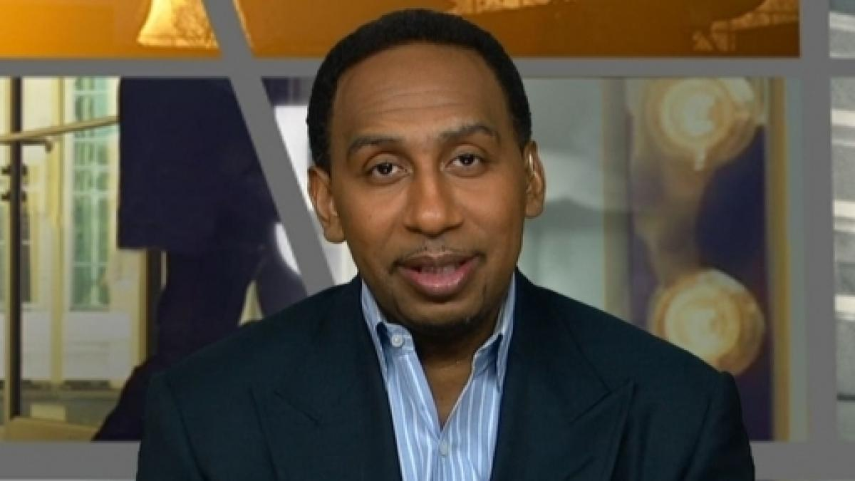 Stephen A Smith Picks The Warriors To Win The 2017 Nba Finals