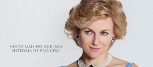 """Cartaz do filme """"Diana"""" (2013)"""