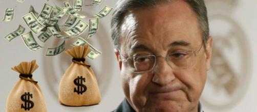 Florentino Pérez gastará 290 millones en refuerzos