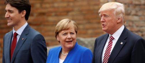 Following Trump's trip, Merkel says Europe can't rely on 'others ... - americaspeaksink.com
