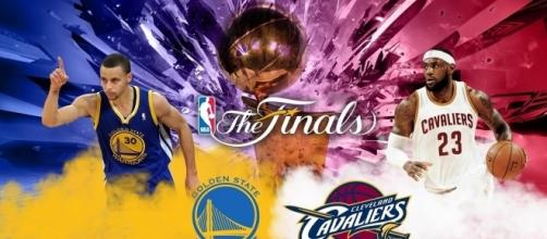 Golden State Warriors vs Cleveland Cavaliers 2016 NBA Finals ... - movietvtechgeeks.com