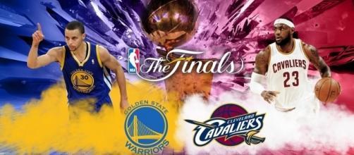 Golden State Warriors vs Cleveland Cavaliers 2017 NBA Finals - The Sports Bank - thesportsbank.net