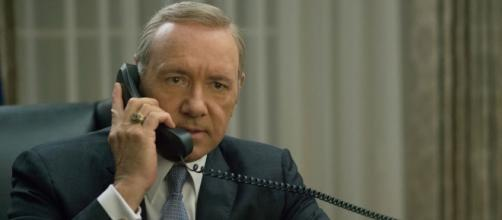 House of Cards Tweets Season 5 Teaser During Trump's Inauguration ... - vogue.com