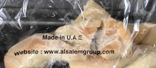 Il pane servito a bordo di un volo Alitalia viene prodotto ad Abu Dhabi
