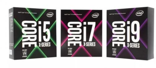 Intel announce Core X range of processors - Intel