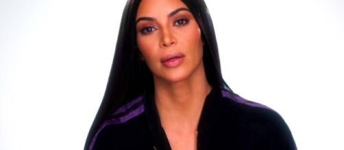 Kim Kardashian screen grab via BN library