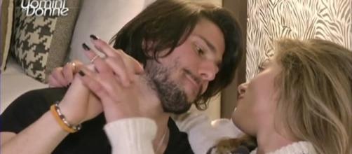 La storia d'amore tra Luca Onestini e Soleil Sorgè
