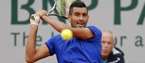 Nick Kyrgios competes successfully in French Open. - news18.com