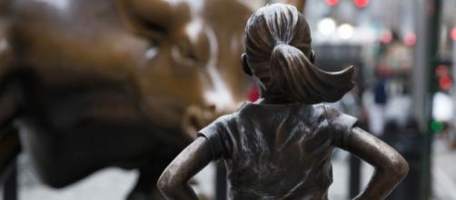 Photo Fearless Girl via Flickr by Anthony Quintano / CC BY 2.0