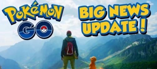 Pokemon Go recent update. - toylabs.us