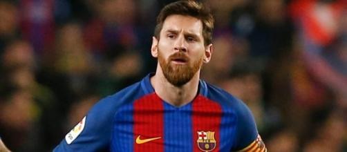 Quand Messi ne célèbre pas la Coupe du Roi!